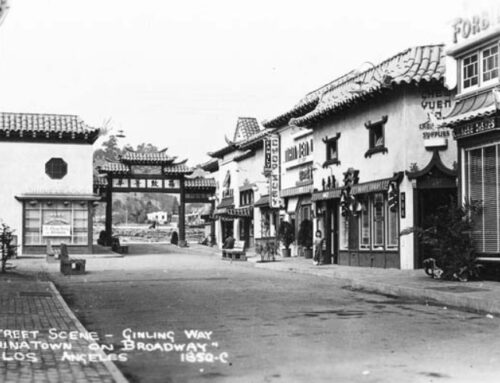The Monsters of Chavez Ravine: The Chinatown Connection