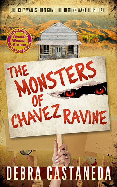 Monsters of Chavez Ravine Cover